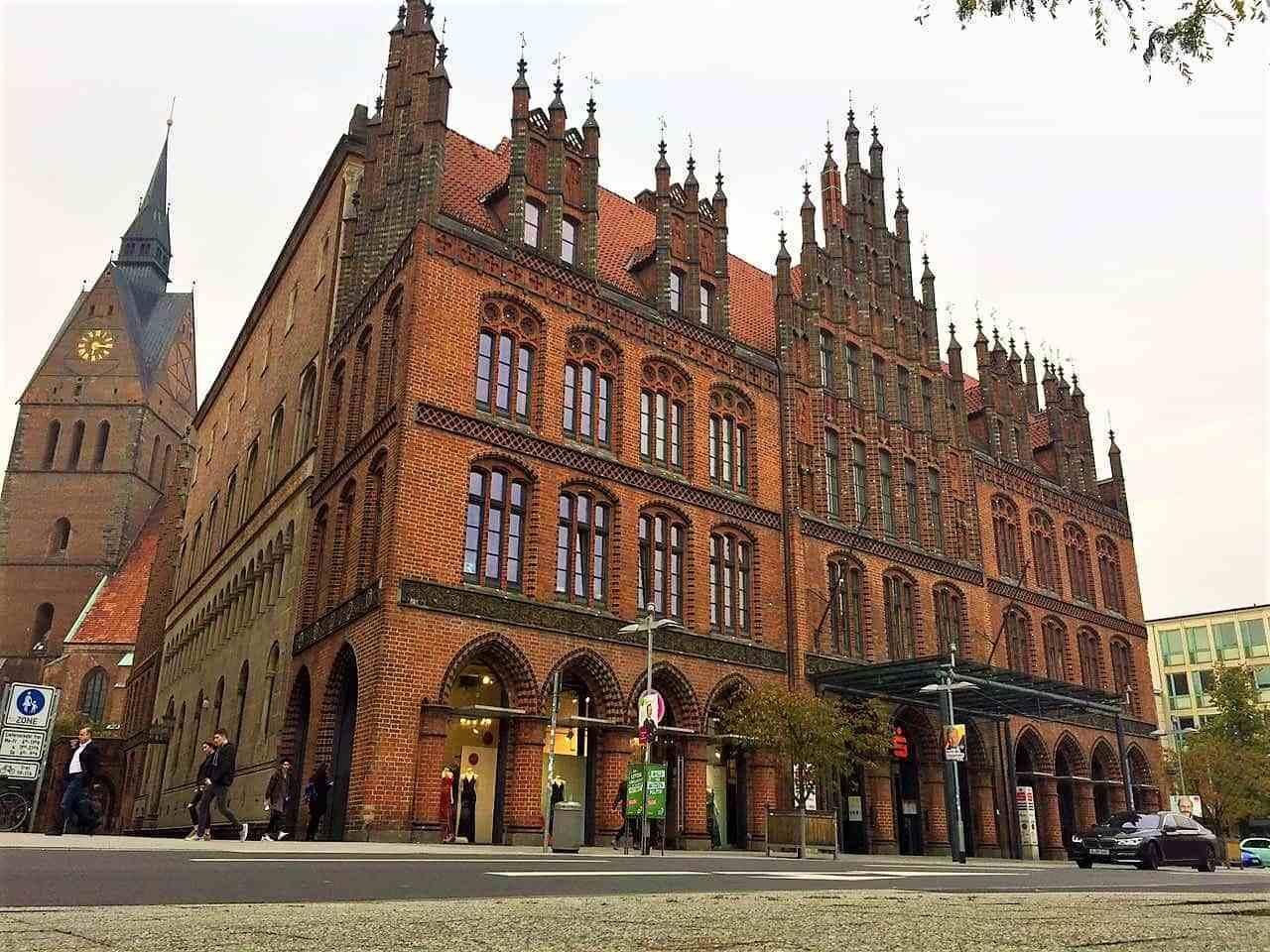 Style Hannover Altes Rathaus Patricia Kuwaczka - Nicht verpassen: Hannovers Palast