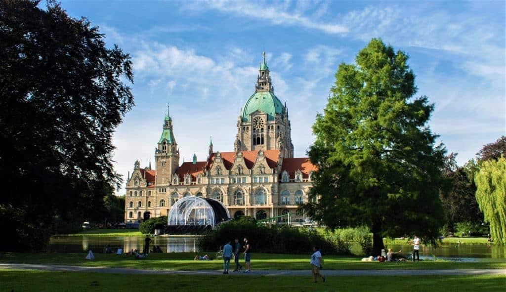 Style Hannover Bauwerke Rathaus 1 frenjaminbenklin 1024x591 - Nicht verpassen: Hannovers Palast