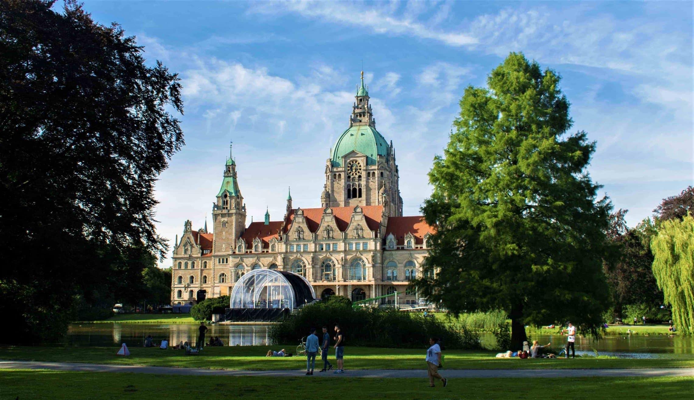 Style Hannover Bauwerke Rathaus 1 frenjaminbenklin - Nicht verpassen: Hannovers Palast
