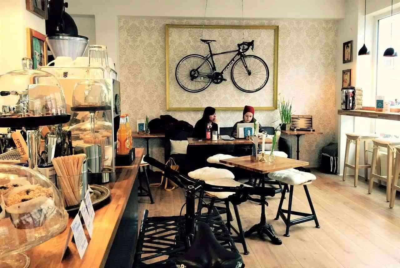 Style Hannover präsentiert das Fahrrad Cafe