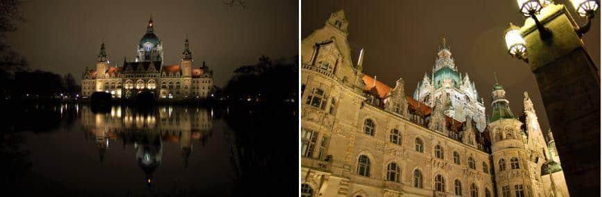 Style Hannover Rathaus Nacht frenjaminbenklin Tilo Schwarz - Nicht verpassen: Hannovers Palast