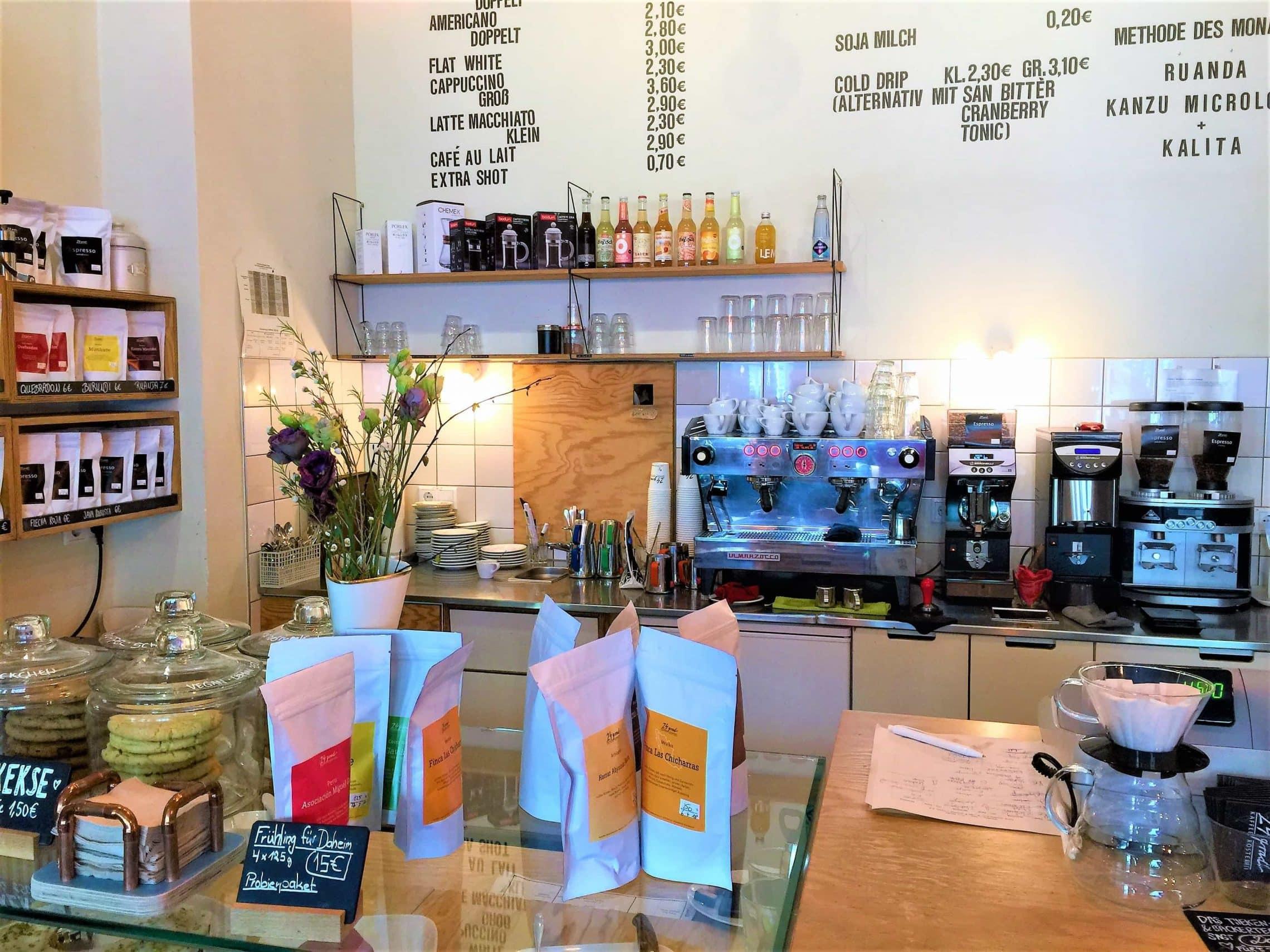 Style Hannover 24Grad Kaffeerösterei 3 - 24 grad Café - ONLINE Shop