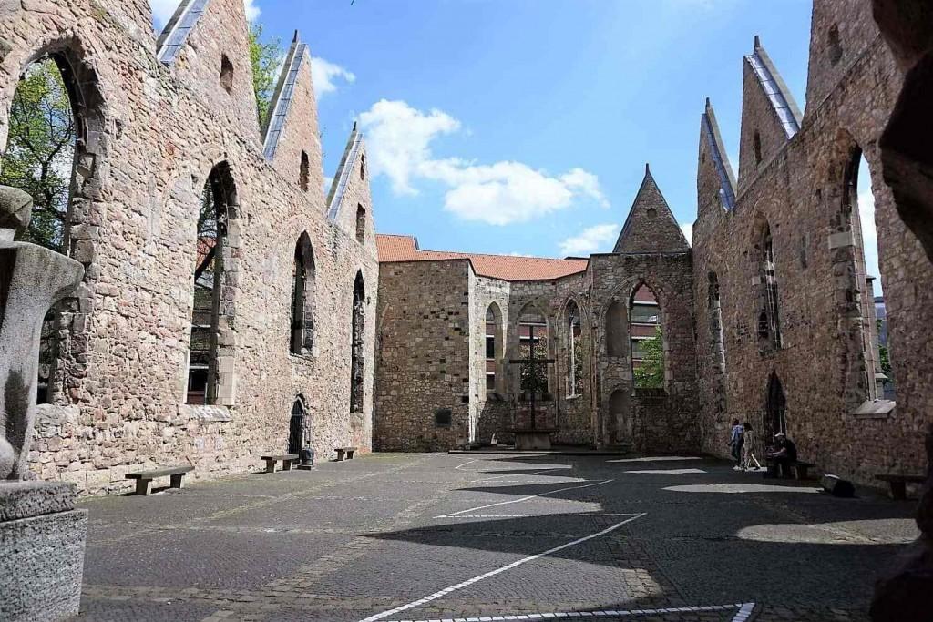 style hannover aegidienkirche 1024x683 - Auf dem ROTEN FADEN durch Hannover