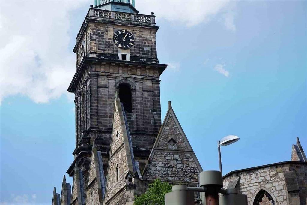 style hannover roter faden aegidienkirche 1024x683 - Auf dem ROTEN FADEN durch Hannover