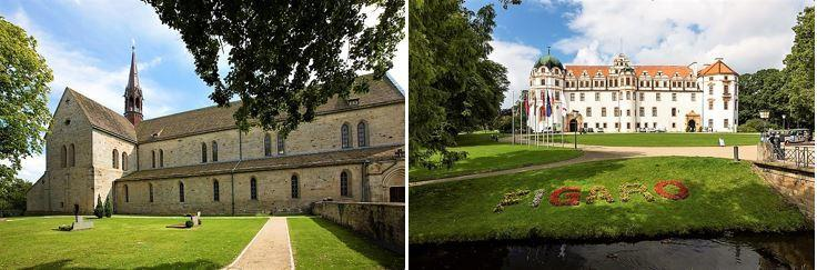 Style Hannover Stadtkind Kulturroute Kloster Loccum Schloss Celle - Kulturroute - Mit dem Rad durch Hannover und Umgebung