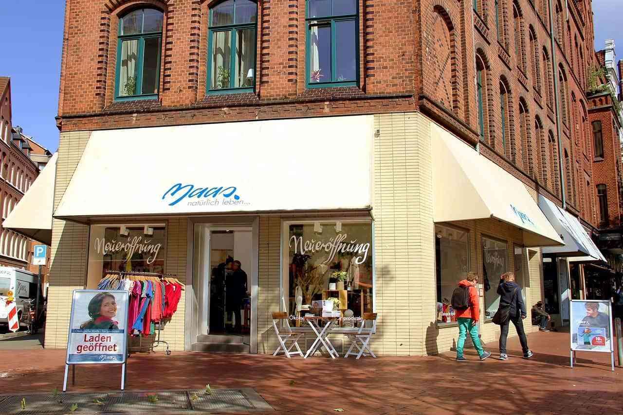 Style Hannover Stadtkind Maas Naturwaren Laden - Maas Naturwaren