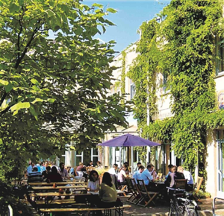 Style Hannover Stadtkind Zwischenzeit Biergarten 1 - Zwischenzeit