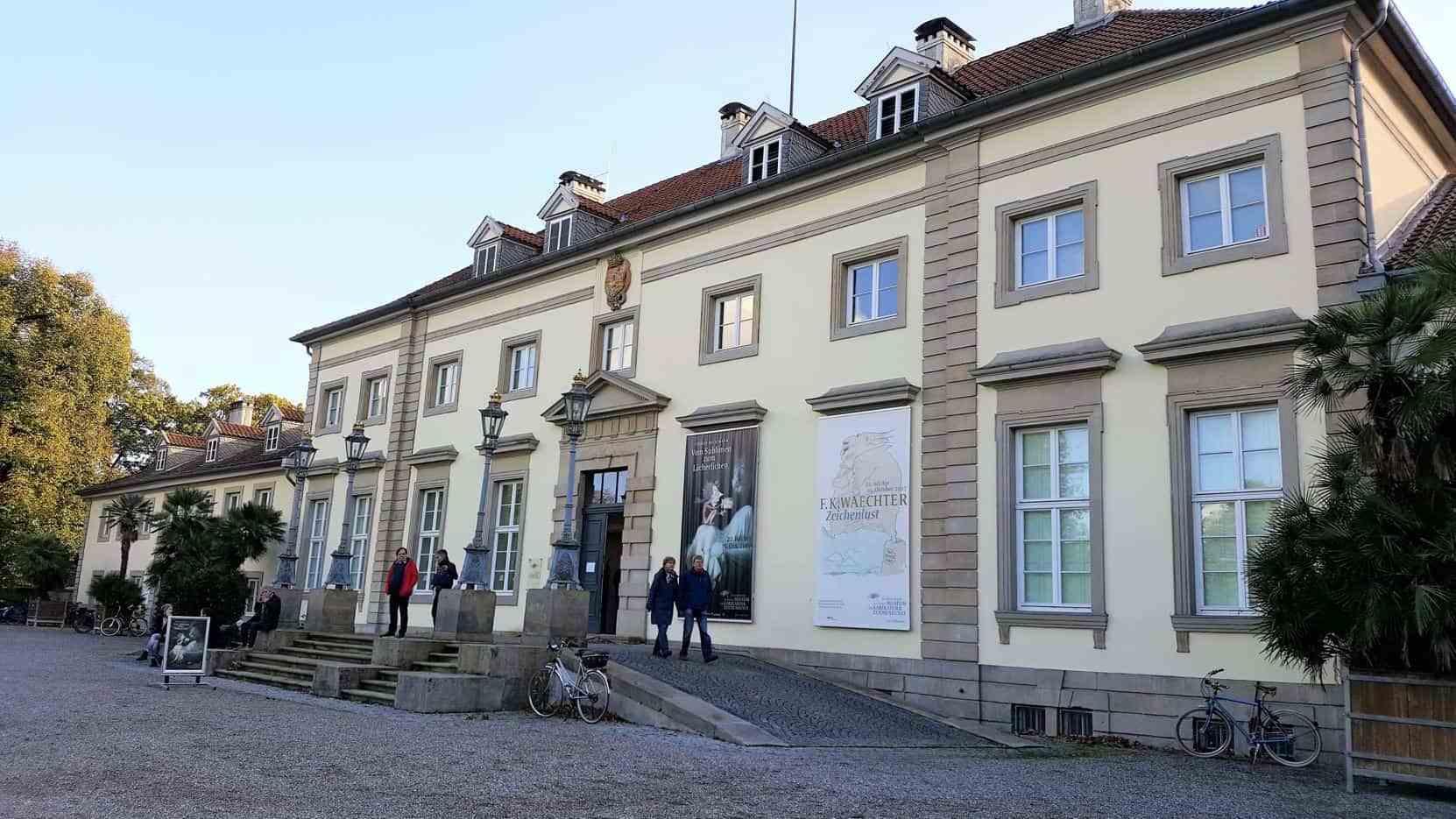 style hannover und das Wilhelm Busch Museum