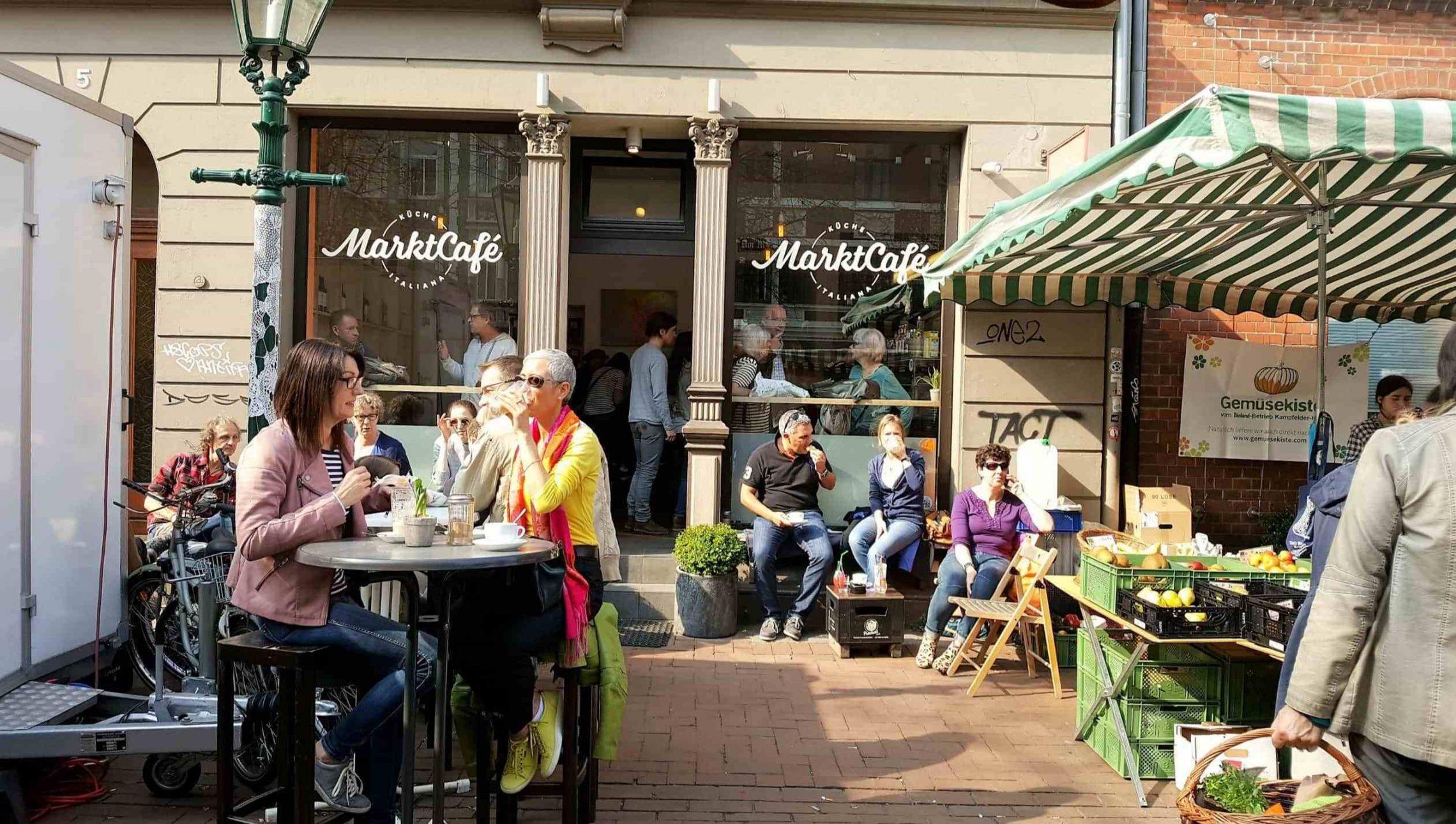 Style Hannover im Markt Cafe Linden