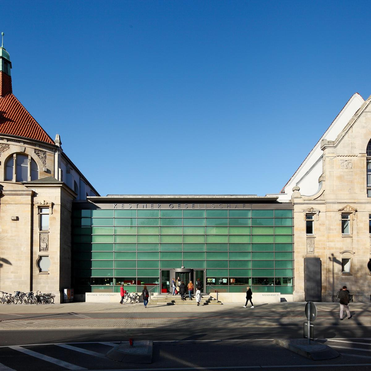 Style Hannover Kestnergesellschaft B - Die spannendsten Museen in Hannover