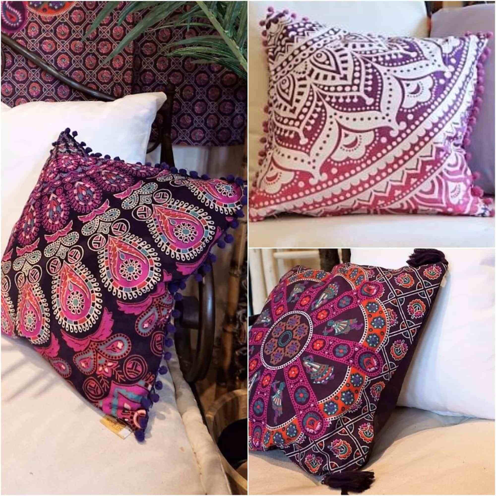 Lila orientalisch bei sam nok style hannover blog for Kissen orientalischen stil
