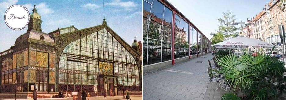 """Style Hannover Markthalle damals heute - Hannovers """"Bauch"""" – Treffpunkt Markthalle"""
