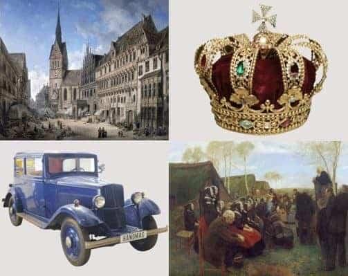 Style Hannover Patenschaft Freunde des historischen Museums B - Ein Stück Hannover zu haben!