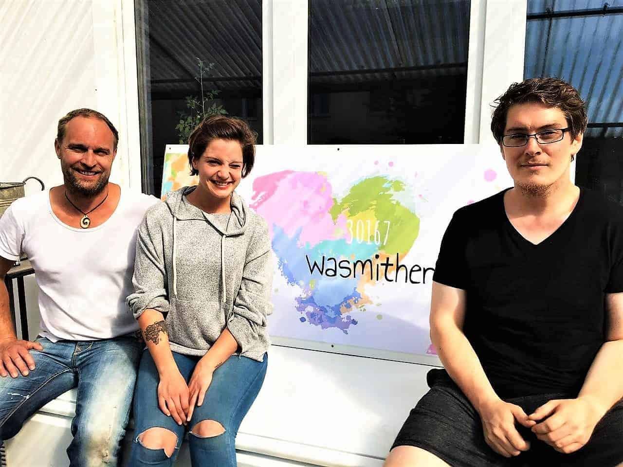 Style Hannover wasmitherz.de Team - wasmitherz - Neue Räume für individuelle Kultur- und Kreativprojekte