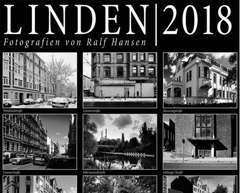 style hannover Lindenkalender B - Linden Kalender 2018 ist da!