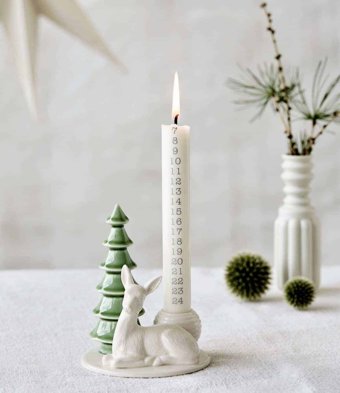 Porzellan Weihnachten.Weihnachten Skandistyle Mit Porzellan Style Hannover Blog