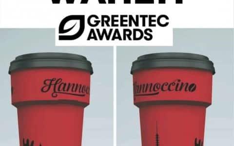 Style Hannover empfiehlt: WÄHLT den Hannocino für den GreenTec Awards