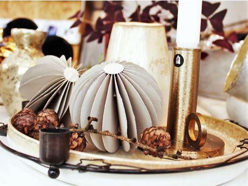 Style Hannover stellt Natürliches für den Weihnachtsbaum vor