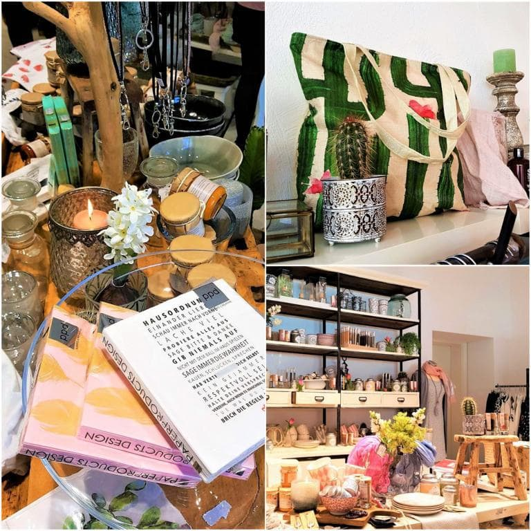 Style Hannover Susas Accessoires Collage - Susas - Conceptstore in Linden