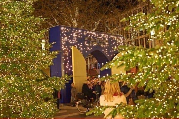 Style Hannover Weihnachtsmarkt B - Weihnachtsmarkt mit finnischem Dorf und Mittelaltermarkt
