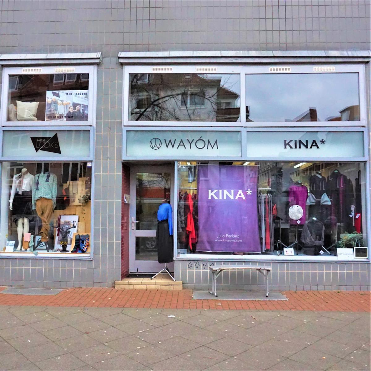 Style Hannover kina 2 - KINA* - kreative Mode für Frauen