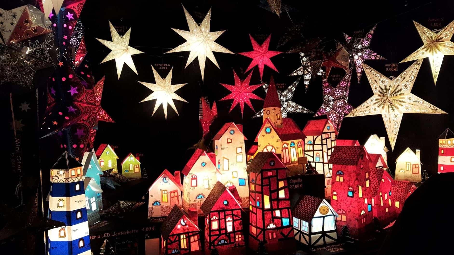 Weihnachten Zeit Fur Sterne Style Hannover Blog