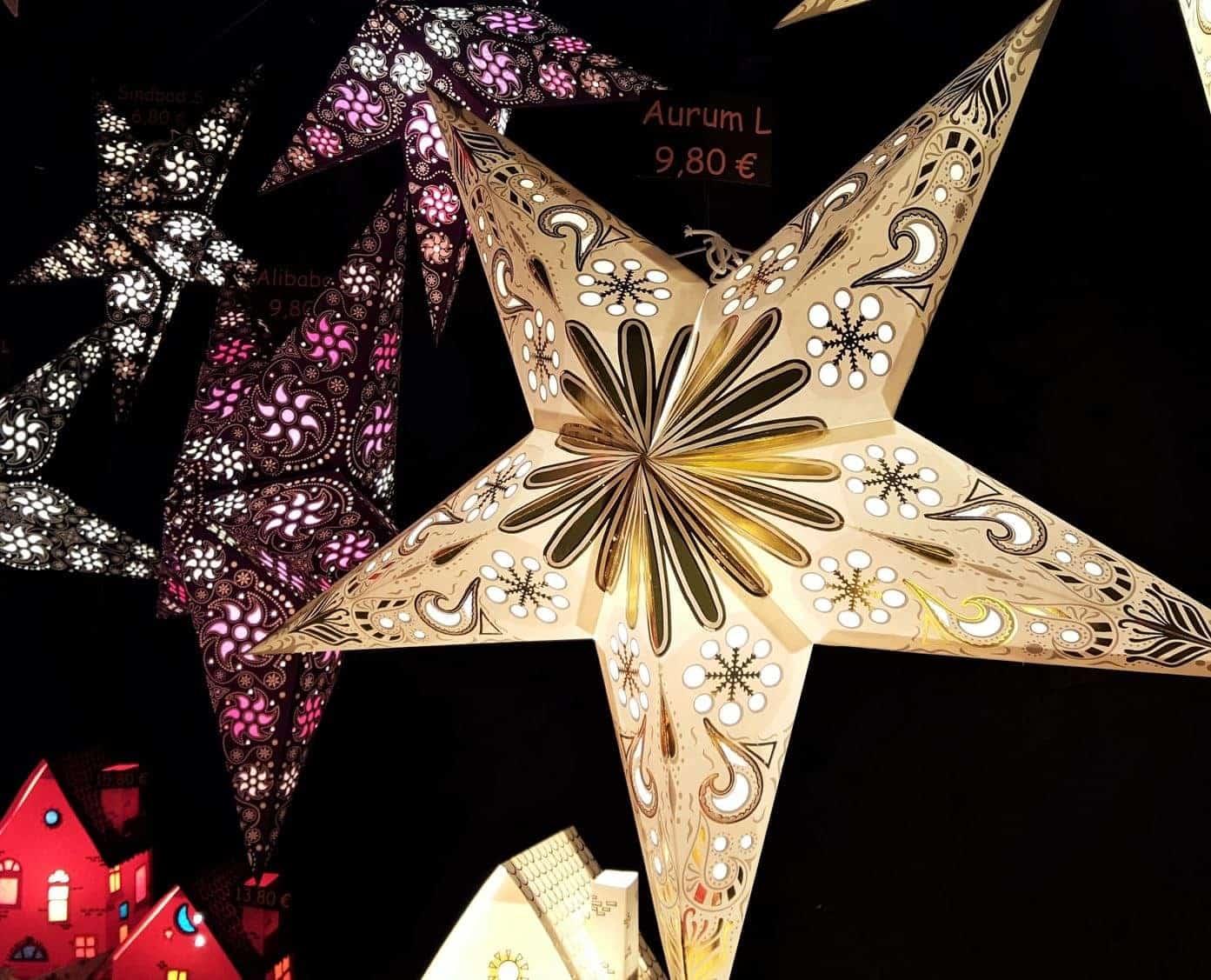 Style Hannover stellt weihnachtliche Sterne vor