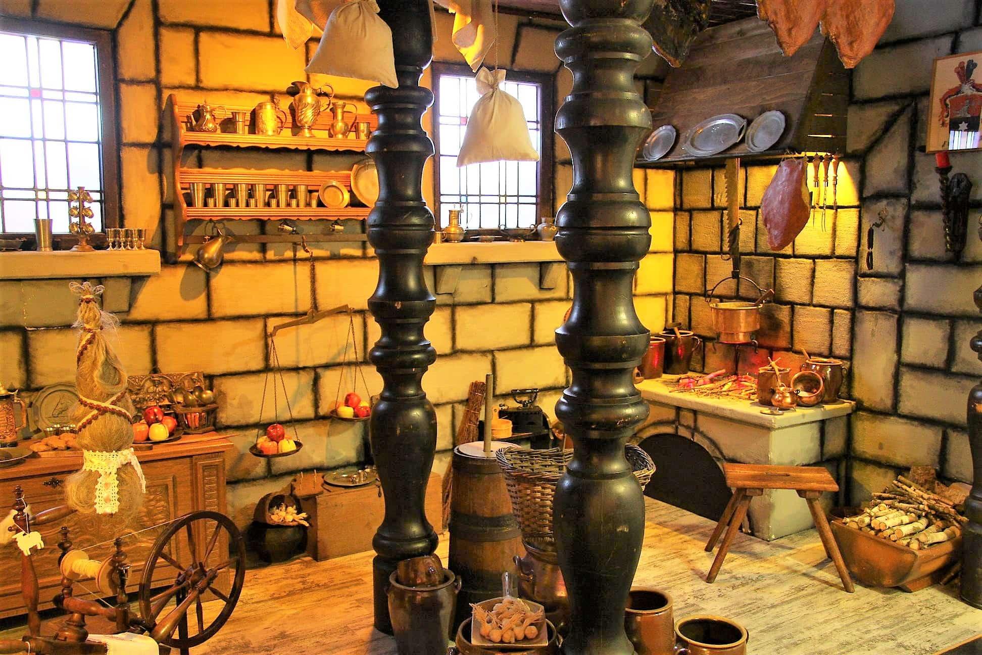 style hannover Mittelalter im WOK Museum - Europas größtes Küchenmuseum