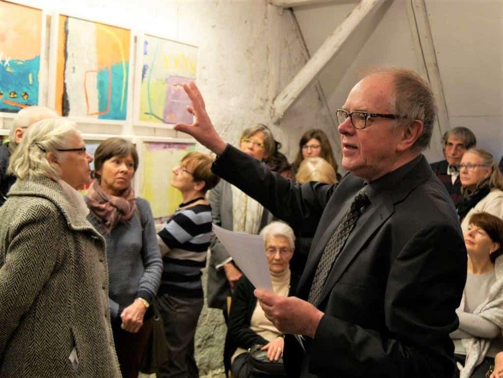Style-Hannover stellt den Kunstraum Benther Berg, vor.