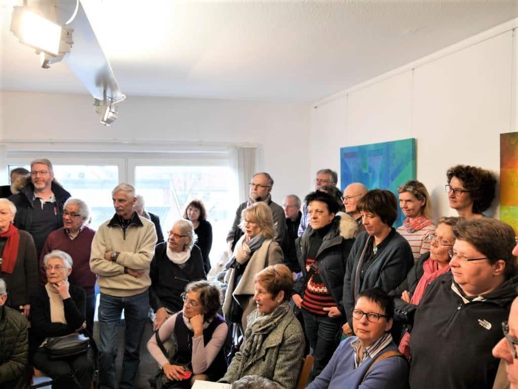 Style Hannover Benther Berg Vernissage 2  - Kunstraum Benther Berg: Freiflächen für Künstler