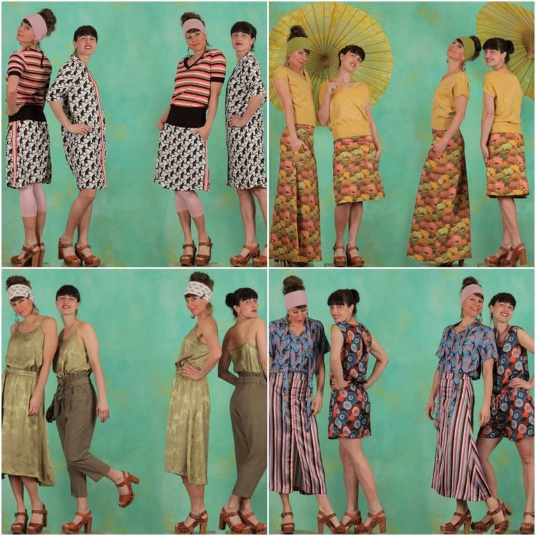 Style Hannover Ey Linda Collage 2k - EyLinda Schwesterherz - bunte Mode in Linden