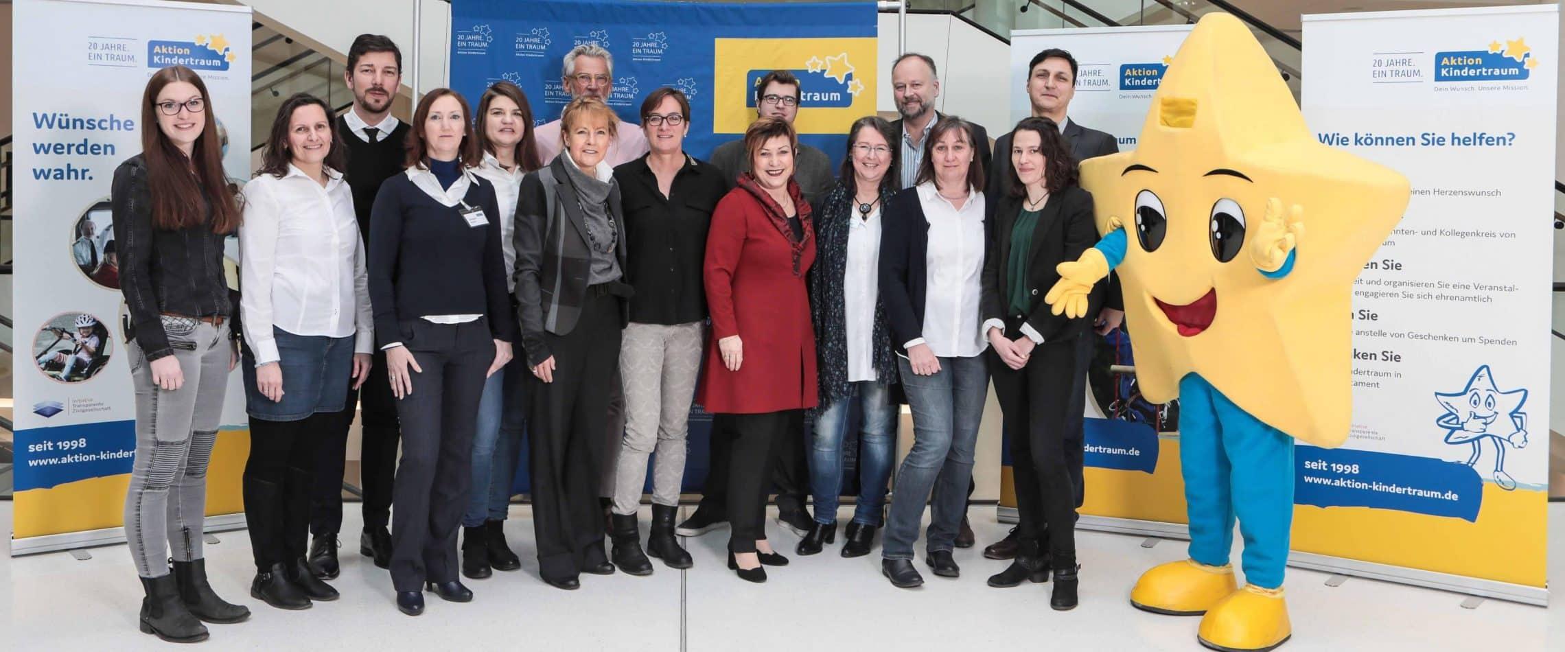 Style Hannover AktionKindertraum TeamA - Aktion Kindertraum erfüllte schon mehr als 2.500 Wünsche