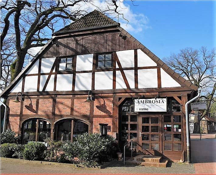 Style Hannover stellt das Restaurant Ambrosia vor.