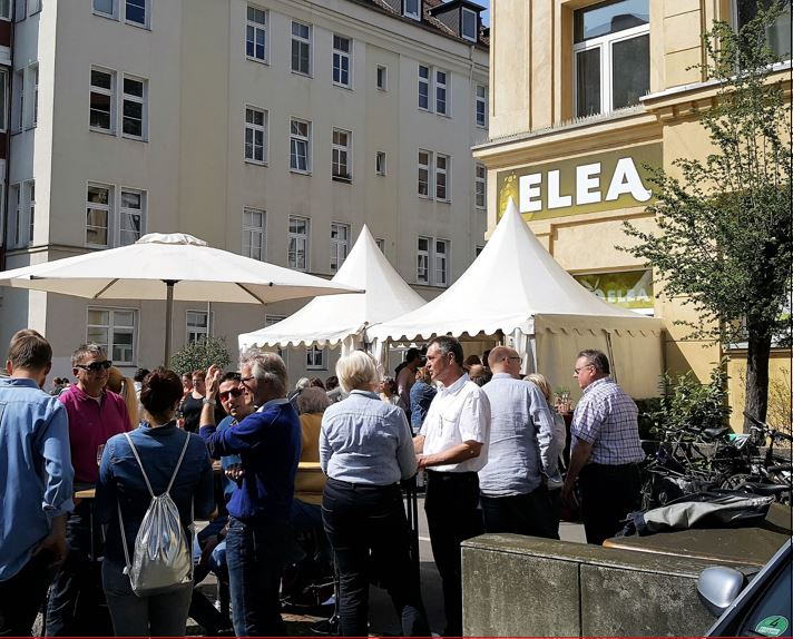 Style Hannover stellt das Olivenfest bei Elea vor.