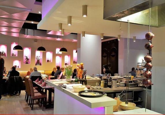 Style Hannover Mangals Kitchen B - Thali Lunch in Mangal's Kitchen