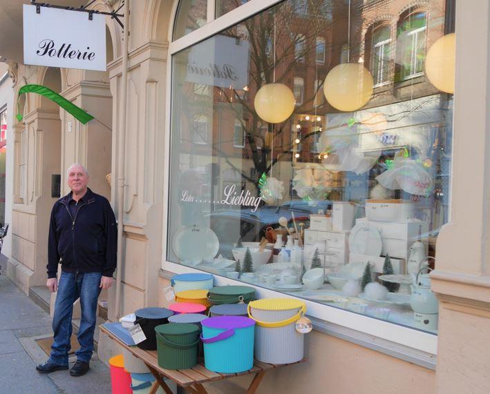 Style Hannover stellt die Potterie vor.