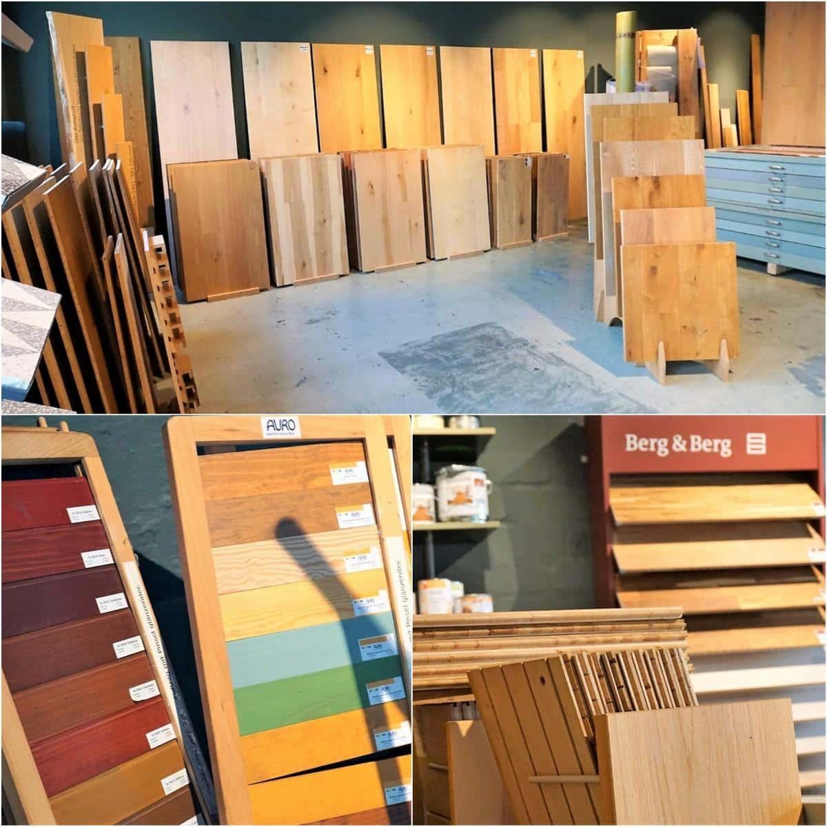 Style Hannover Umbau Oekobaumarkt Collage 2 - Umbau - Der Ökobaumarkt