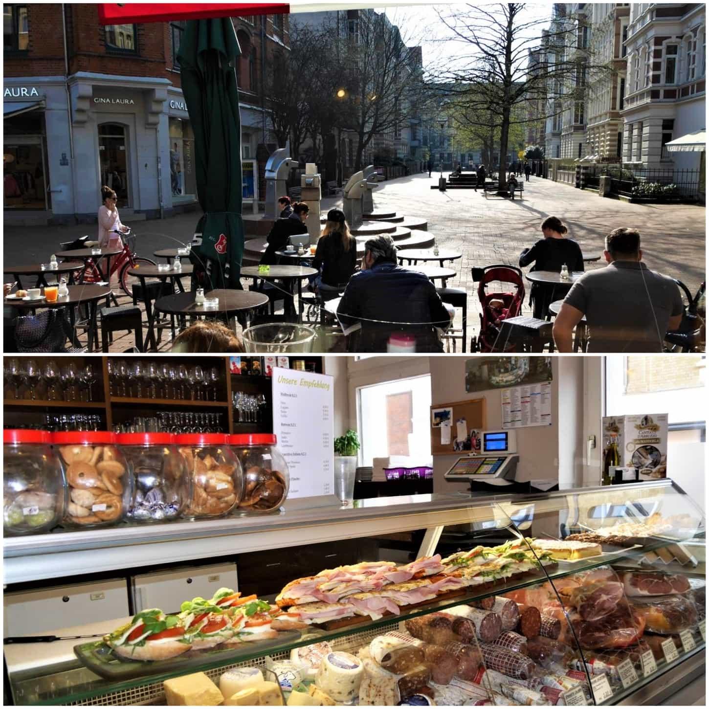 Style Hannover Collage KBW 1 1 - Da Toni: italienische Feinkost mit ganz viel Freundlichkeit