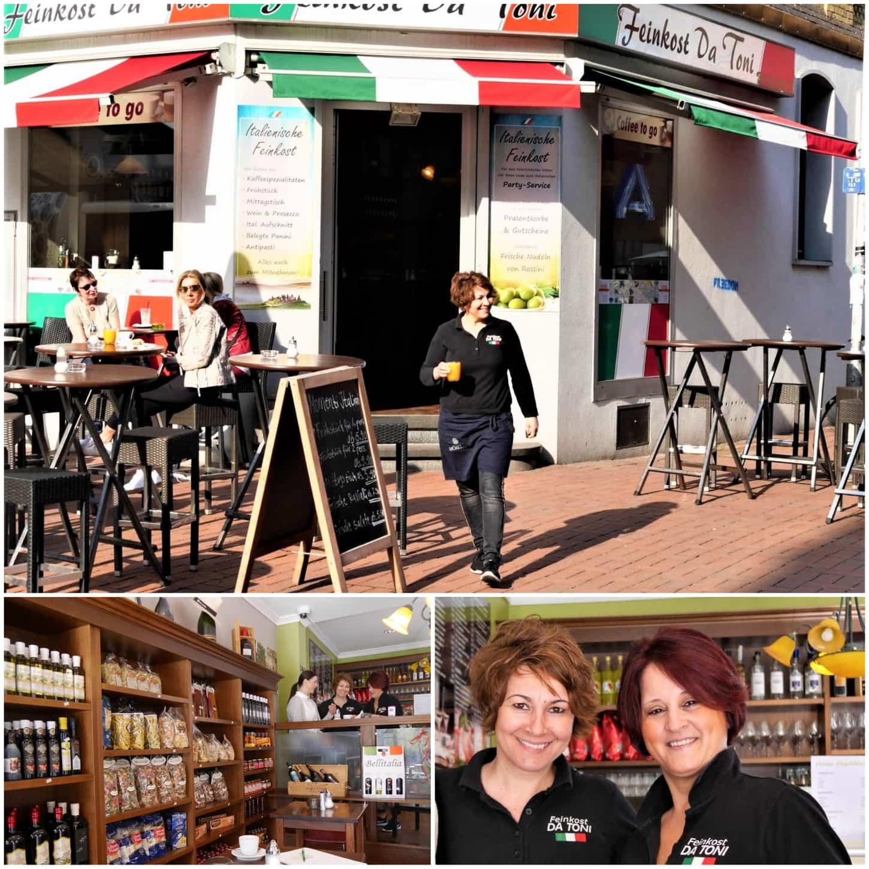 Style Hannover DaToni Collage 4 - Da Toni: italienische Feinkost mit ganz viel Freundlichkeit