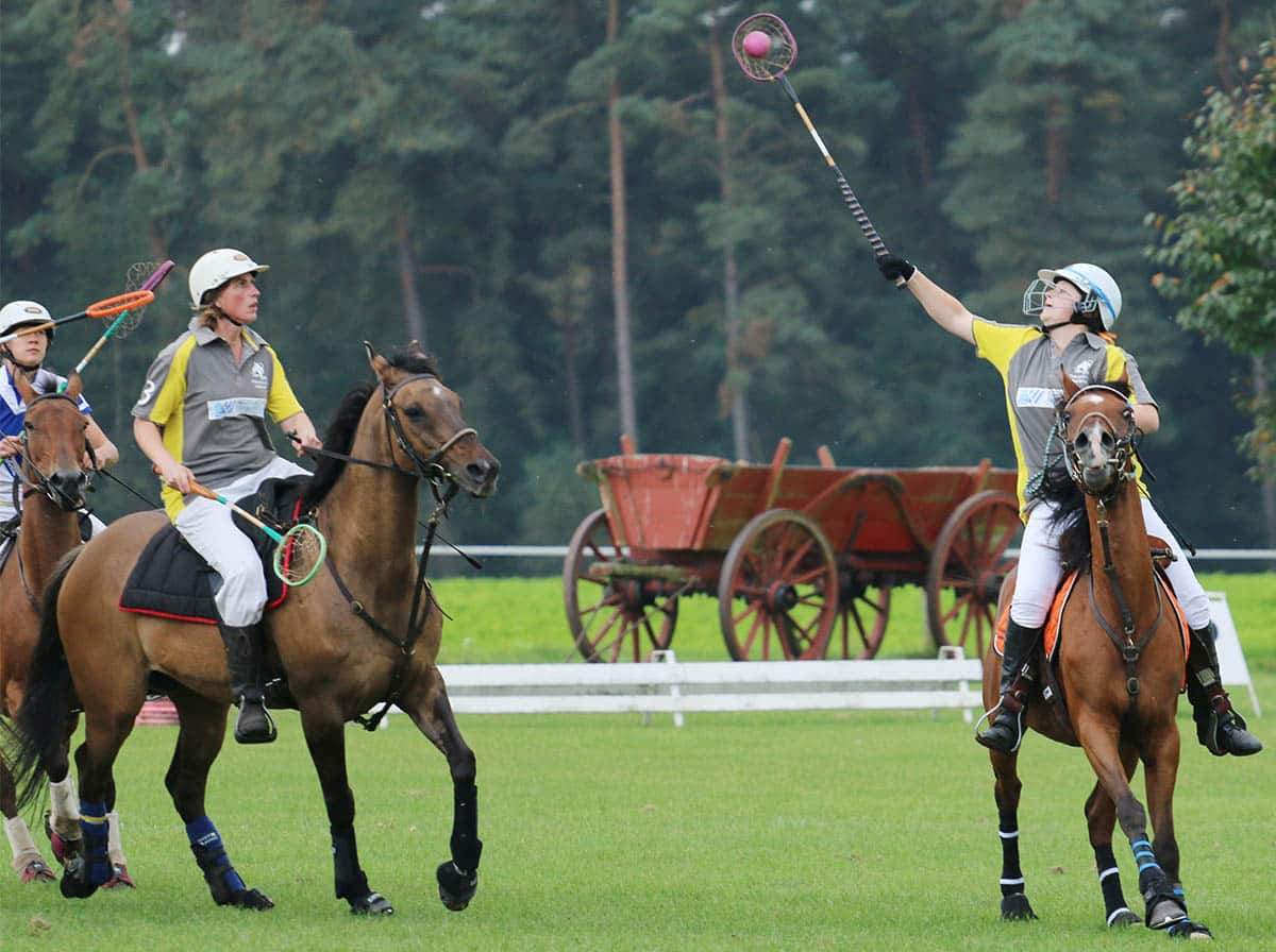 Style Hannover Polocrosse7 - Hannover ist Hochburg von Polocrosse