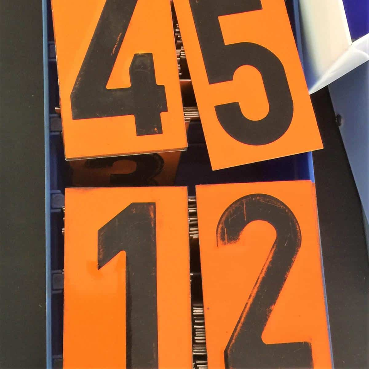 Style Hannover Qwertz 31 - QWERTZ: Buchstaben(-Mix) zu verkaufen!