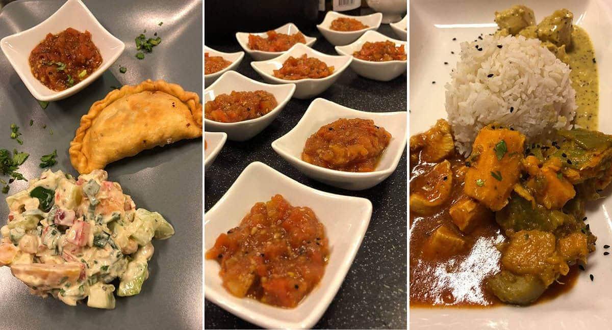 Style Hannover Genusswerkstatt 3Gerichte 1 - Indisch kochen in der GenussWerkstatt