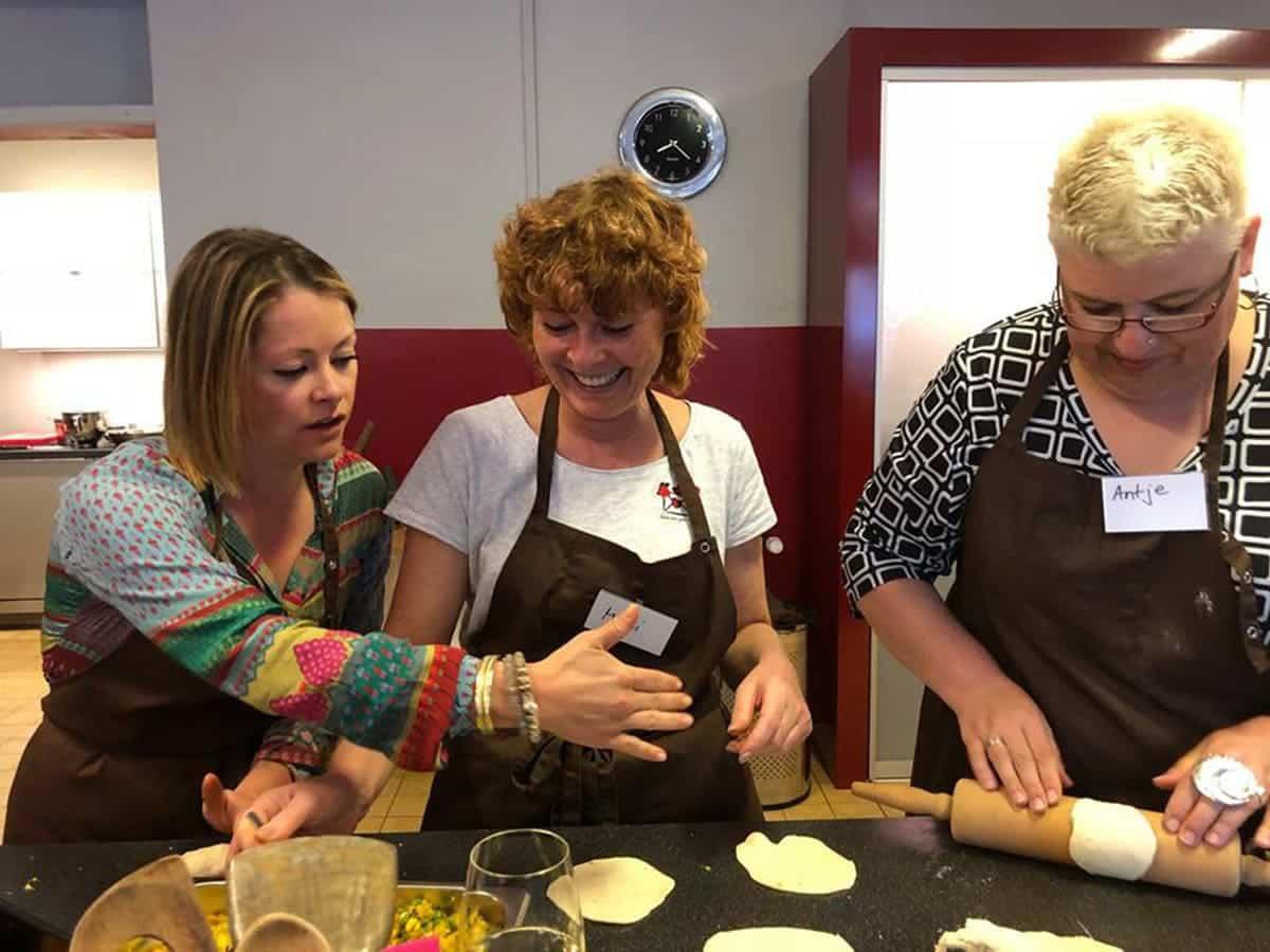 Style Hannover Genusswerkstatt Koechinnen - Indisch kochen in der GenussWerkstatt