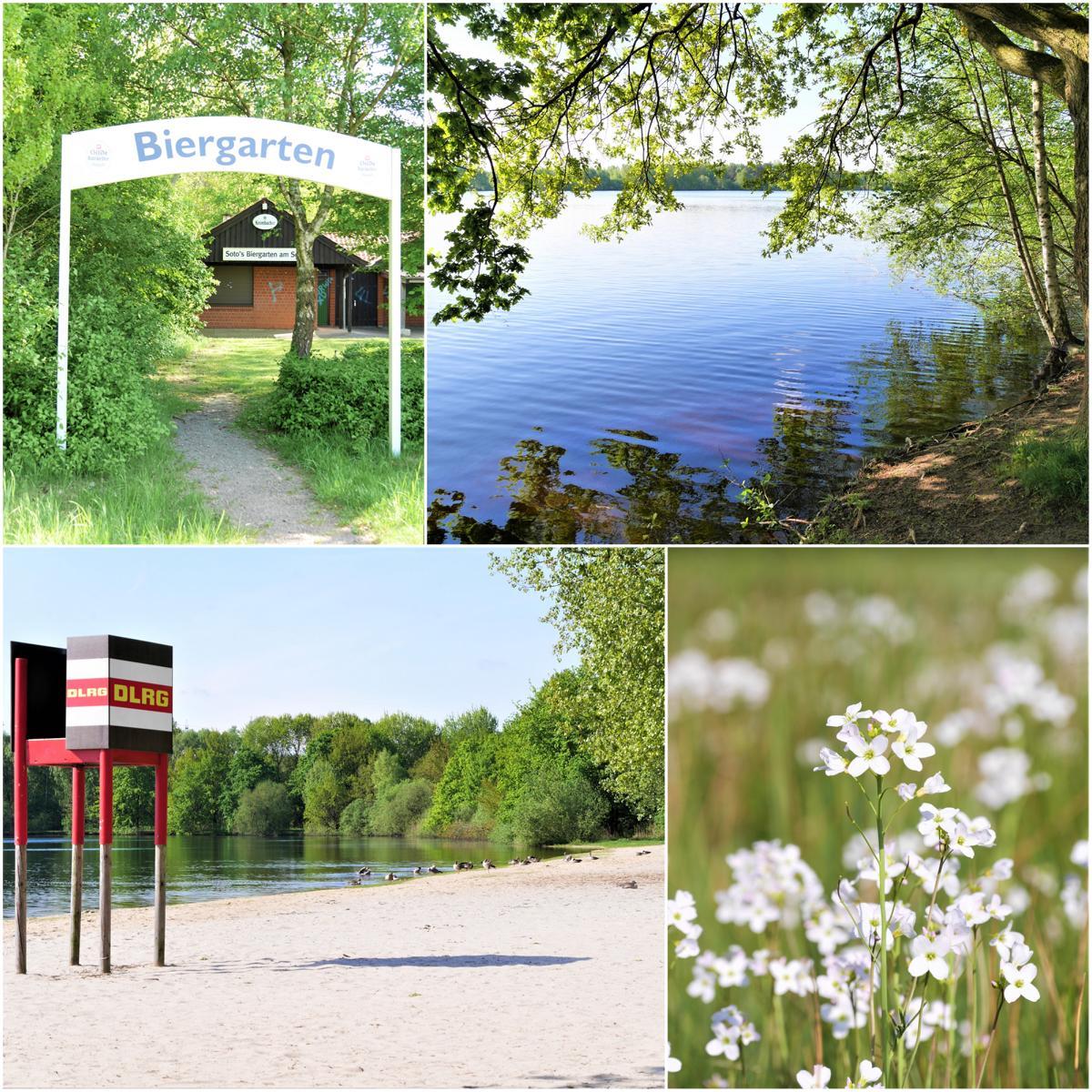 Style Hannover Moorradweg Collage 1 - Mit dem Rad zu sieben Mooren rund um Hannover
