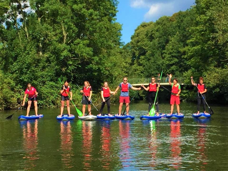 Style Hannover SUP Schule Hannover Kurs 2 - Auf die Boards und los geht's - SUP-Kurs