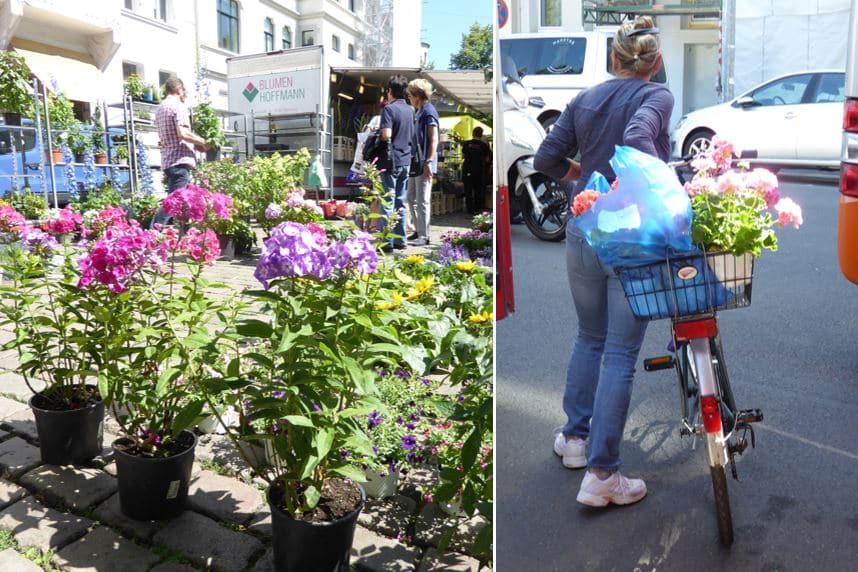 Style Hannover Markttreiben KBW last - Markt geht immer!