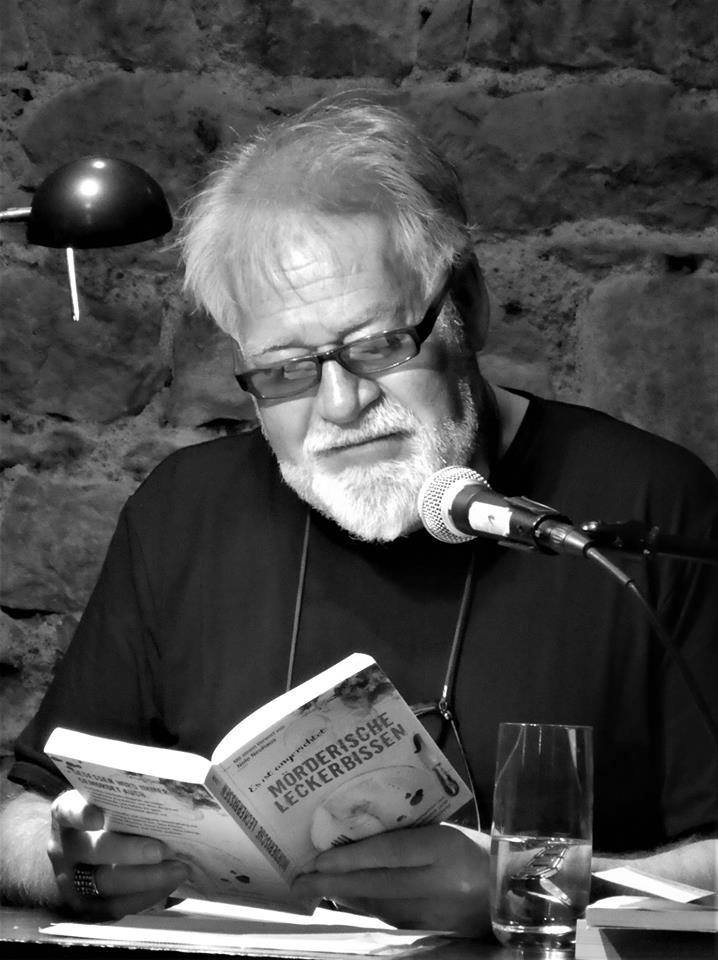 Kriminalautor Richard Birkefeld 2 - Richard Birkefeld - Krimiautor