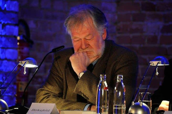 Kriminalautor Richard Birkefeld 3 - Richard Birkefeld - Krimiautor