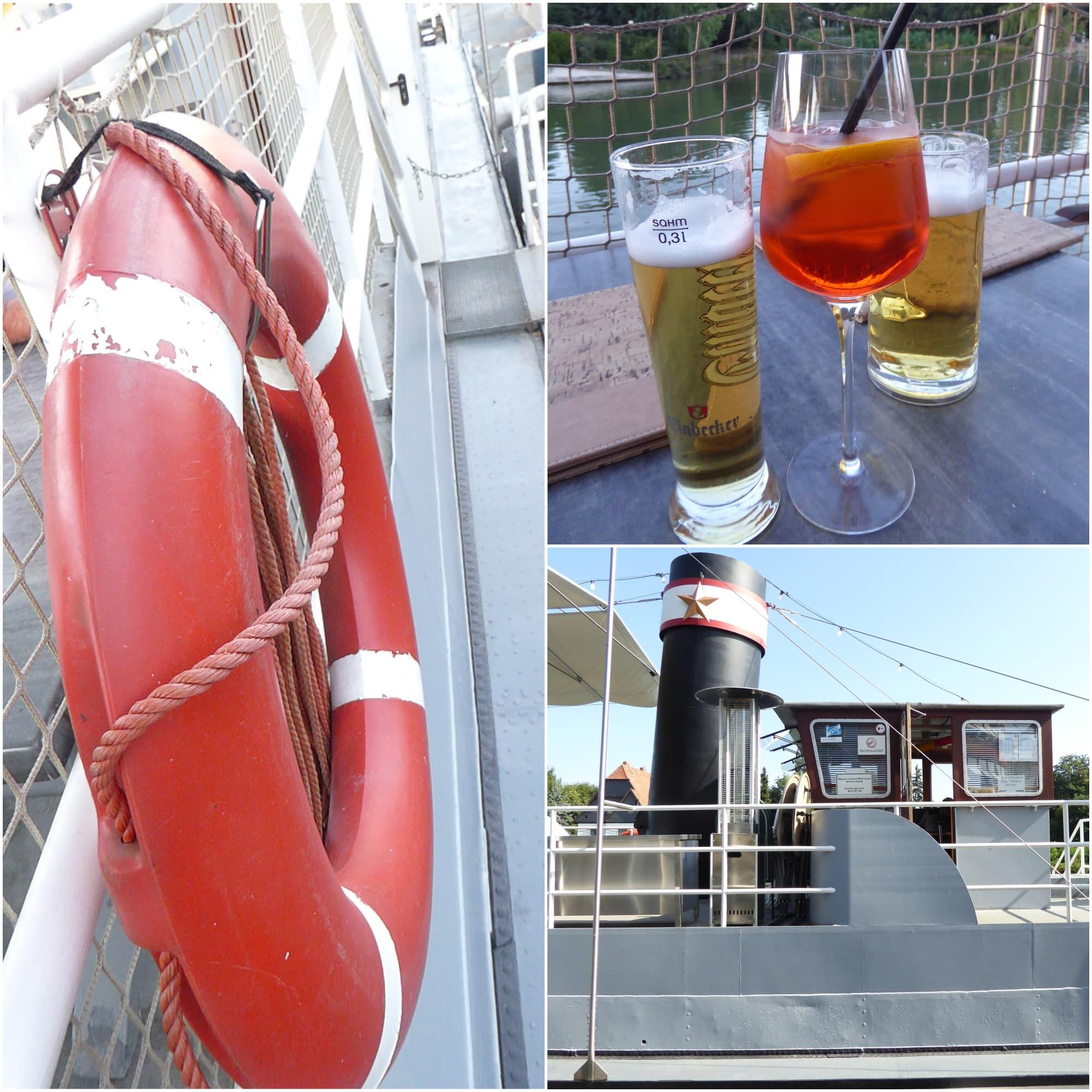 STyle Hannover Schifftaurant KBW Collage 3 - Das Schifftaurant am Kanal