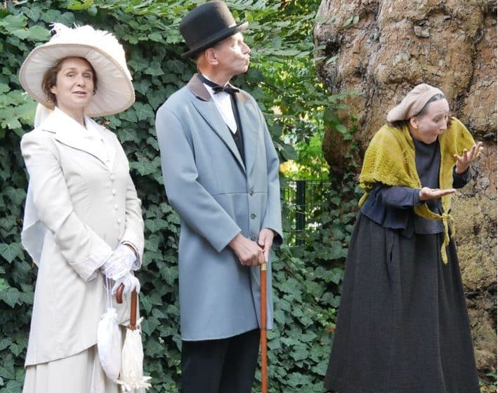 Style Hannover stellt Theaterspaziergänge von Stattreisen vor